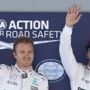 Mercedes seguirá permitiendo a Rosberg y Hamilton que luchen en pista - LaF1