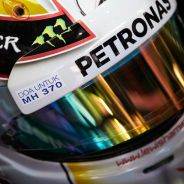 Lewis Hamilton en el W05 - LaF1
