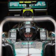 Nico Rosberg en el Gran Premio de Estados Unidos de 2015 - LaF1