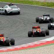Mercedes comete errores cuando está bajo presión - LaF1