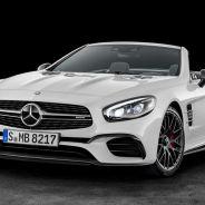 El diseño del Mercedes SL 2016 queda desvelado al completo - SoyMotor