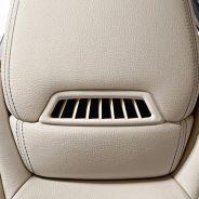 Sistema airscraft en los asientos del Mercedes SLK - SoyMotor