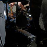 Mercedes prueba por primera vez su escape trompeta - LaF1.es