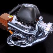 El V6 Turbo de Mercedes - LaF1.es