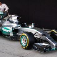 Presentado el Mercedes W06 - LaF1.es