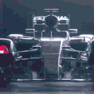 Nuevas imágenes del Mercedes W07 y su shakedown en Silverstone