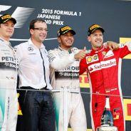 Dentro de un mes sabremos si realmente Ferrari estará a la altura del desafío de Mercedes - LaF1