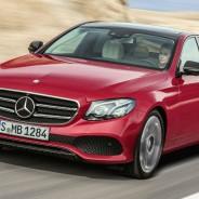 Mercedes Clase E: nuevos motores, microhibridación incluida - SoyMotor.com