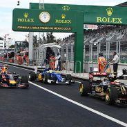 Verstappen da la campanada en el retorno de la Fórmula 1 a México - LaF1
