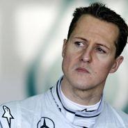 El estado de Schumacher preocupa a sus aficionados - LaF1