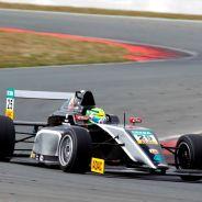 Mick Schumacher a bordo del Fórmula 4 del del equipo Van Amersfoort Racing - LaF1