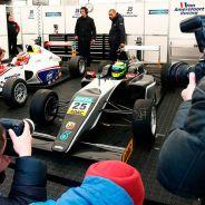 Mick Schumacher luce el dorsal 25 - LaF1