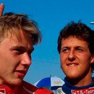 """Mika Häkkinen: """"Michael Schumacher es un luchador"""""""