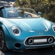 Mini Superleggera Concept -SoyMotor