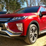 Mitsubishi Eclipse Cross 2018: la importancia del legado - SoyMotor.com