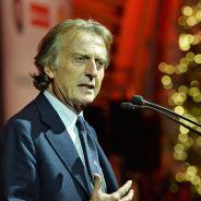 Luca di Montezemolo durante su discurso - LaF1