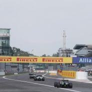 Mientras los coches corren este fin de semana en Monza, su futuro sigue sin esclarecerse - LaF1
