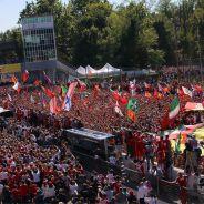 Monza espera poder seguir celebrando éxitos con Ferrari y la Fórmula 1 - LaF1