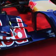 Detalle del Toro Rosso STR9 - LaF1