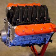 Motor V8 Chevrolet impreso en 3D - SoyMotor.com