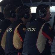 Muro del Lotus F1 Team - LaF1