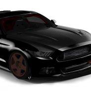 Este Ford Mustang es potencia y fibra de carbono unidos por Bisimoto - SoyMotor