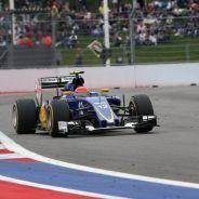 Nasr acabó sexto y sumó ocho puntos, no acababa tan arriba desde Australia (quinto) - LaF1