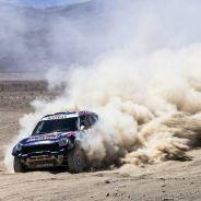 Nasser Al-Attiyah consigue su terceria victoria de etapa en el Dakar 2015 - LaF1