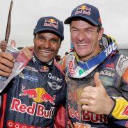 Nasser Al-Attiyah y Marc Coma, vencedores en Coches y Motos - LaF1