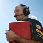 Adrian Newey en el Gran Premio de Australia - LaF1