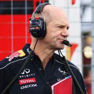Adrian Newey no descarta unirse a Ferrari en un futuro - LaF1.es