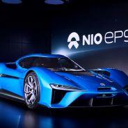 Nio EP9: el superdeportivo electrico de NextEV - SoyMotor.com
