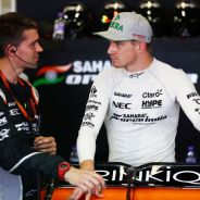 Hülkenberg nos atendió en el Gran Premio de Mónaco - LaF1
