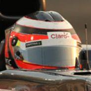 Nico Hülkenberg en el GP de Abu Dabi F1 2013 - LaF1