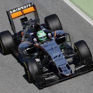 Hülkenberg se fija el podio como objetivo - LaF1