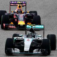 Rosberg no se fía de Red Bull - LaF1