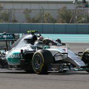 Rosberg lidera los terceros entrenamientos libres - LaF1