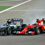 Ecclestone quiere una batalla entre Mercedes y Ferrari - LaF1