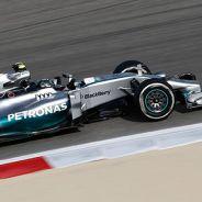 Mercedes continúa de fiesta en la resaca del circuito de Sakhir
