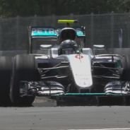 Rosberg golpea primero en los Libres 1 del GP de Austria - LaF1