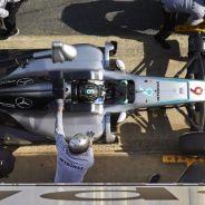 Rosberg agradece la nueva normativa de neumáticos - LaF1