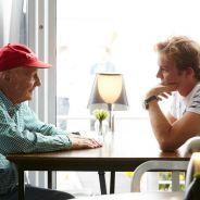 Niki Lauda aconseja a Nico Rosberg - LaF1