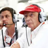 Niki Lauda y Toto Wolff mantienen la amistad - LaF1