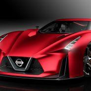 El futuro Nissan GT-R Nismo podría tener detalles del Visión 2020 GT - SoyMotor