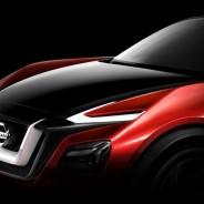 Téaser del nuevo Nissan Crossover Concept - SoyMotor