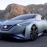 El Nissan IDS Concept adelanta el futuro autónomo - SoyMotor