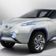 El Nissan Terra Concept puede ser el mejor adelanto del SUV eléctrico de la marca - SoyMotor