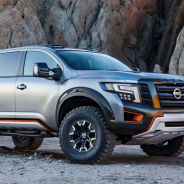 Nissan utiliza el término 'extreme pick-up' para definir al Titan Warrior Concept - SoyMotor