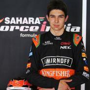 Ocon será el nuevo compañero de Sergio Pérez - SoyMotor