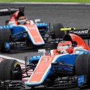 Esteban Ocon y Pascal Wehrlein - LaF1